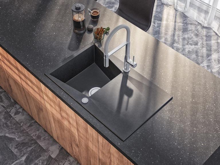 Granit – materiał 2020 roku w Twojej kuchni
