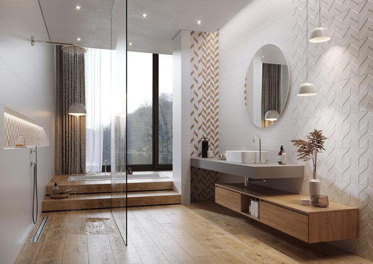 Kolorystyka roku 2020 w Twojej łazience – nowe kolekcje od marki Opoczno