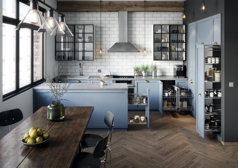 Sposób na kuchenne… szafy