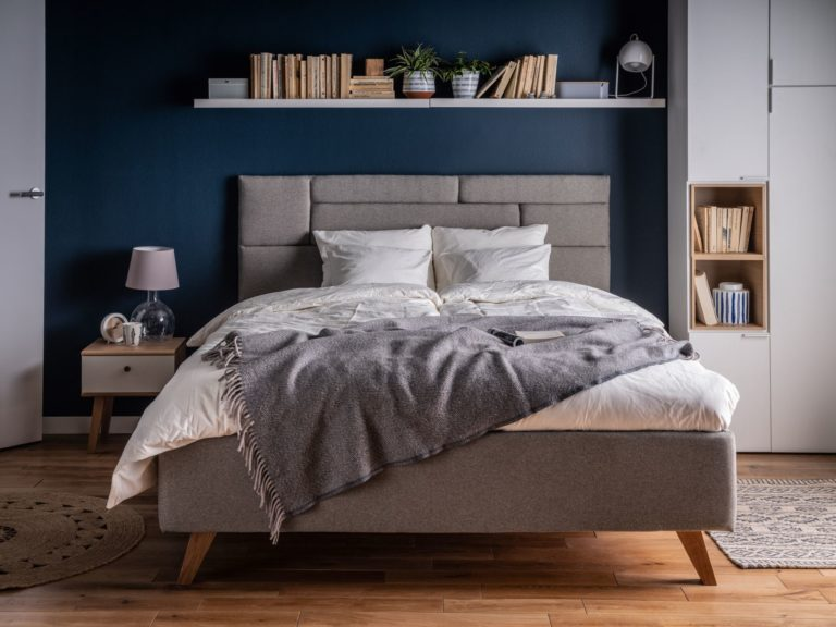 Aranżujemy przytulną sypialnię na zimne dni