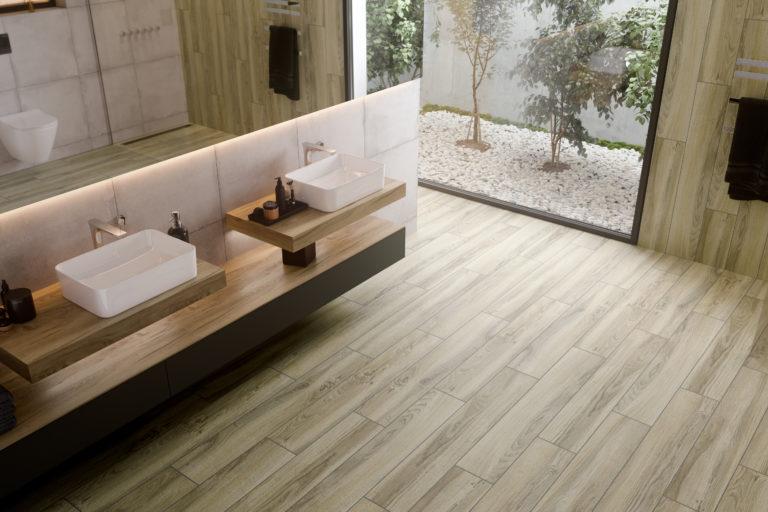 Styl oraz ponadczasowy design w kolekcji Organic Wood od Cersanit