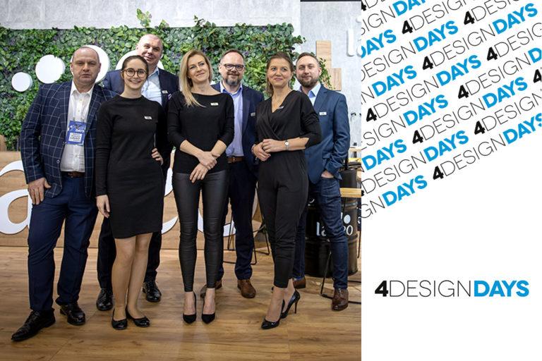 Laveo na 4 Design Days w Katowicach! Szeroka gama nowości marki