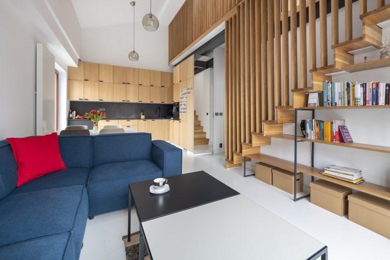 Mieszkanie do mieszkania – fiński modernizm w poznańskiej realizacji