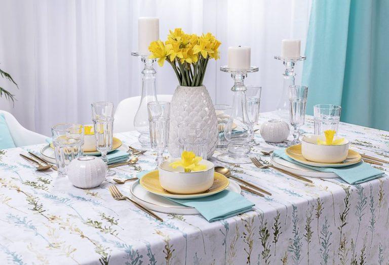 Wielkanocne inspiracje 2020: dekoracja świątecznego stołu