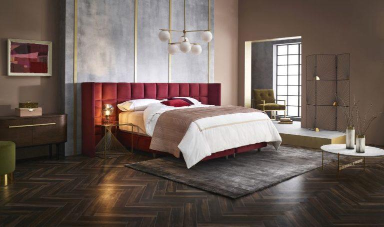 Sypialnia idealna: tips and tricks od znanych architektów wnętrz i ekspertów w projektowaniu snu