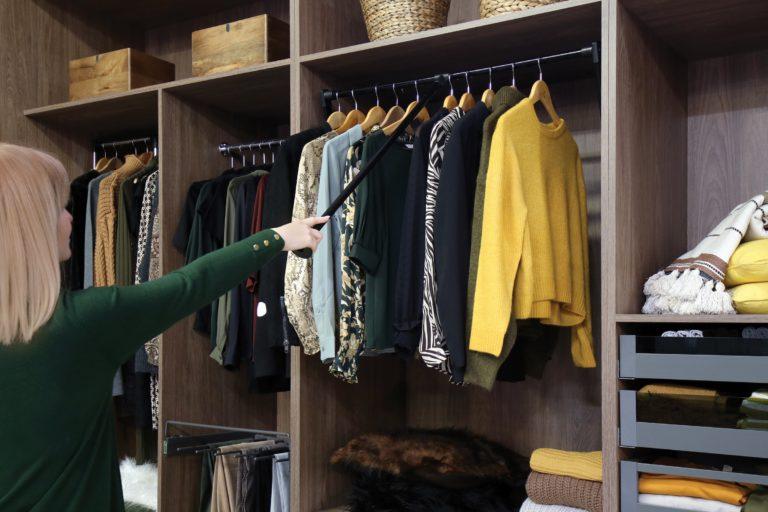 Porządek w szafie – jak go wprowadzić?