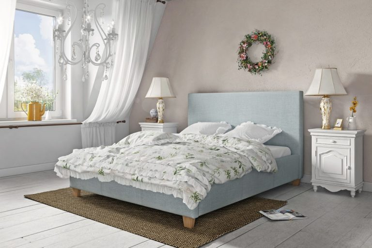 Urządzasz sypialnię? Zainspiruj się stylem prowansalskim!