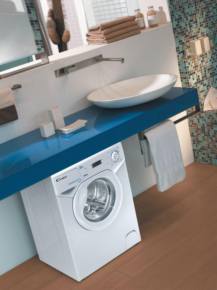 Jak zaaranżować małą łazienkę z prysznicem i pralką, aby była ona funkcjonalna?
