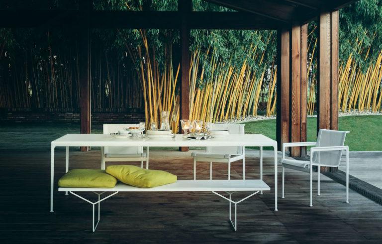 Klasyki designu w ogrodzie