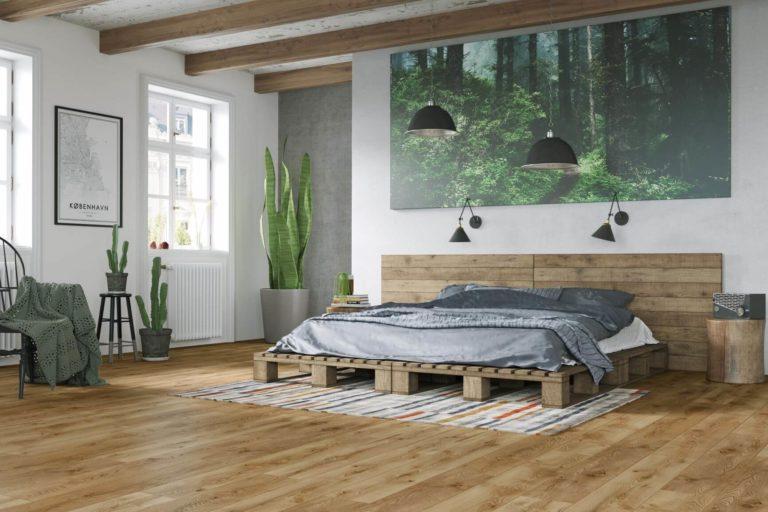 Aranżacja sypialni na lato: lekko i naturalnie