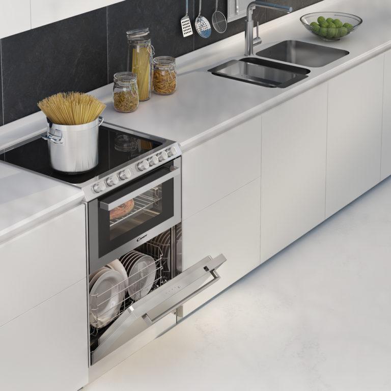 Candy Trio – wielofunkcyjne urządzenie do małej kuchni i domku letniskowego