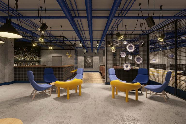 Ceramiczne dziedzictwo w ibis Styles – nowy hotel w Bolesławcu już otwarty